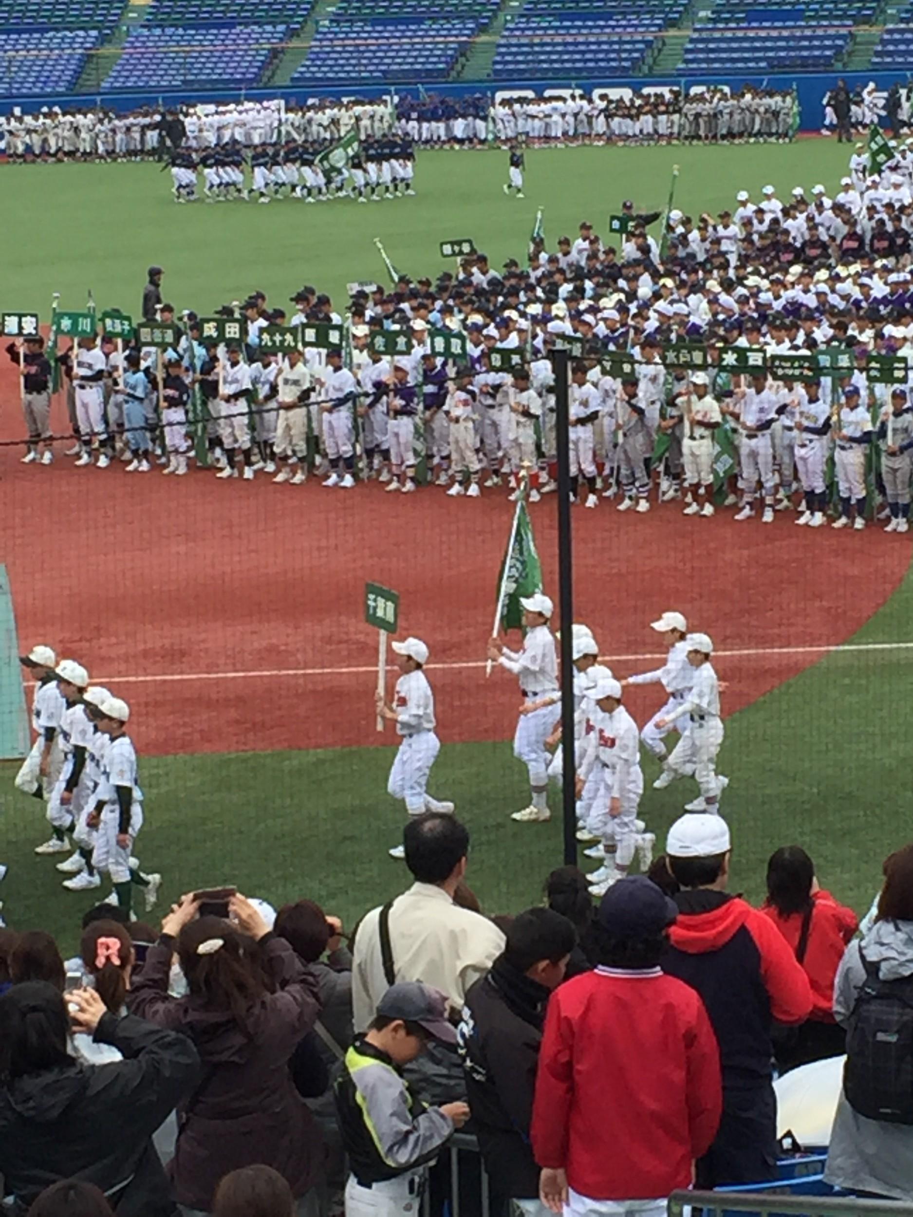 千葉南開幕式